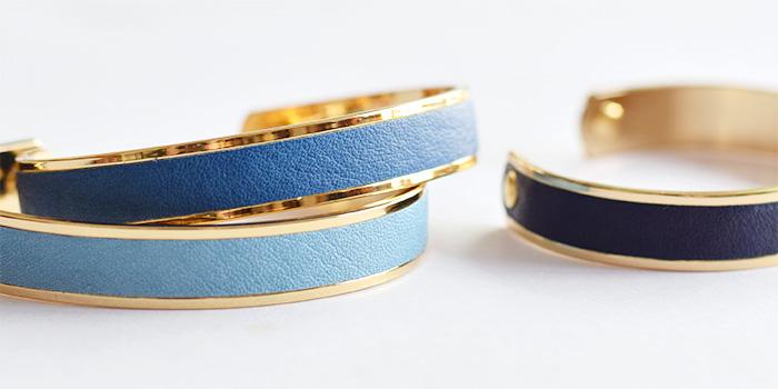 Blue-ART バングル