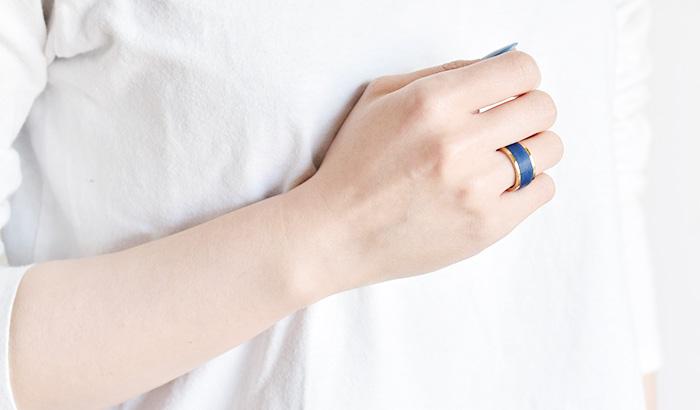 Blue-ART リング イメージ