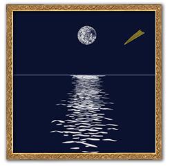 月と  海柄のアイテム一覧ページへ移動する