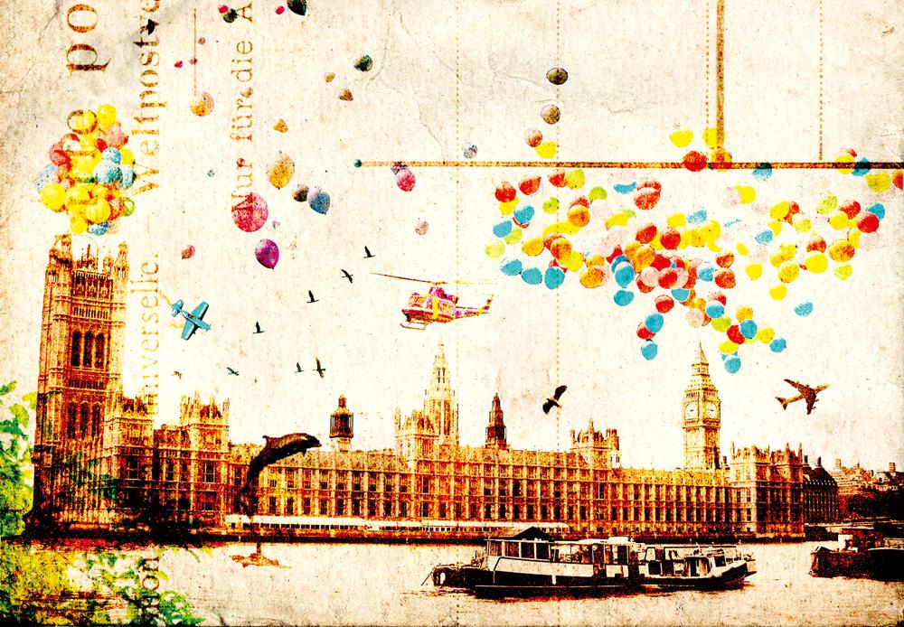 デザイン:ノイジーロンドン「Noisy London」