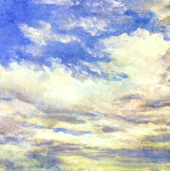 デザイン:John Constable(1776-1837) ≪空≫