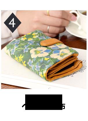 ラウンド ベロ付き財布のカテゴリページへ移動する
