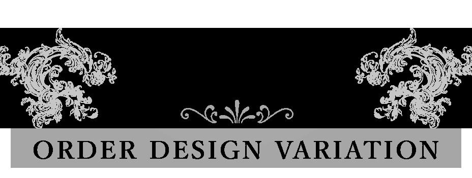 ORDER_DESIGN_VARIATION
