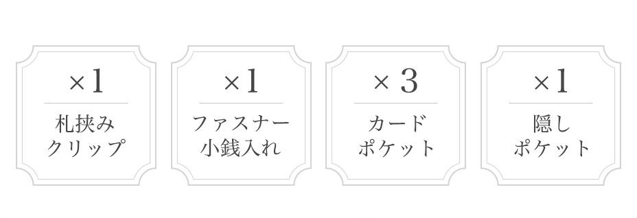 マネークリップ_仕様