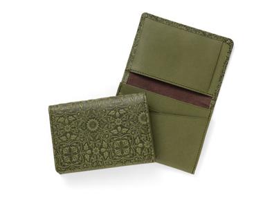 カードケース【名刺入れ】<モリス グリーン>