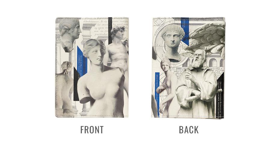 数量限定アイテム 彫刻ミュージアム ブックカバー(文庫本サイズ)