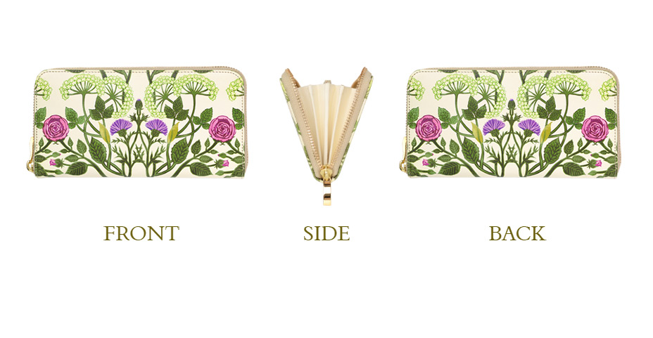 Front, Side, Backの外観イメージ