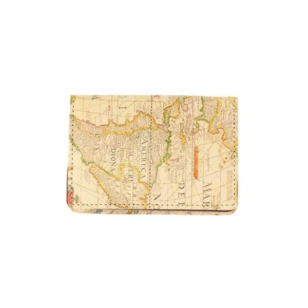 カードケース(名刺入れ) アンティークマップ