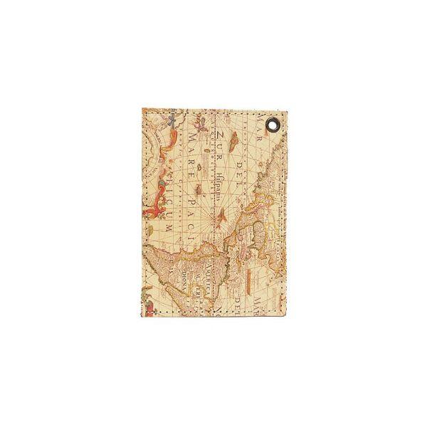 パスケース アンティークマップ