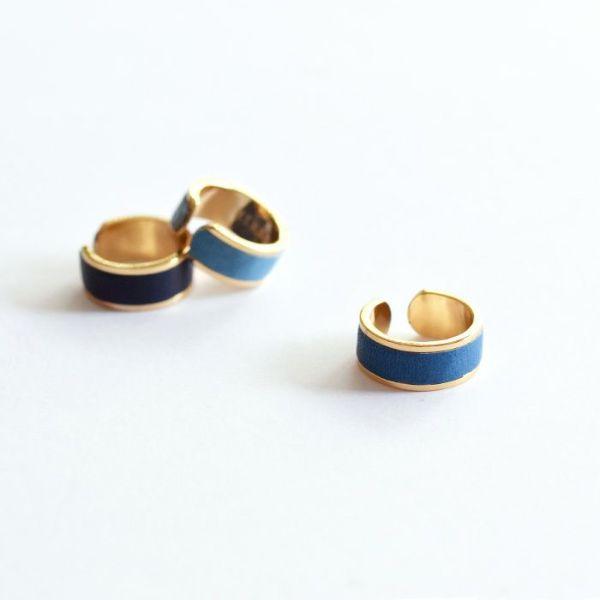 Blue-art ブルーアート◆リング(Mサイズ)<全3色>