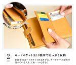 お財布のカードポケットが足りずに、カードケースを別で持っている人も、これ一つで安心です。