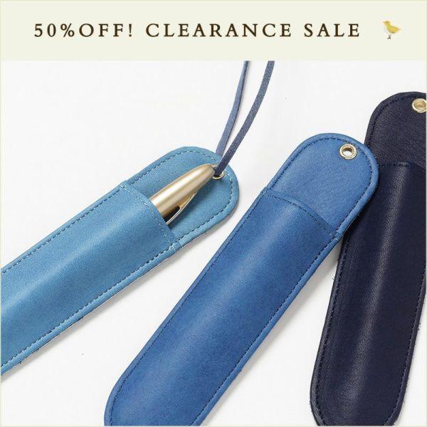 Blue-art ブルーアート◆ペンケース / 一本用<全3色>